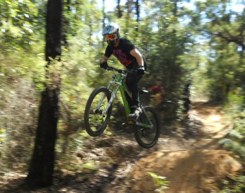 Knapsack DH Jumping